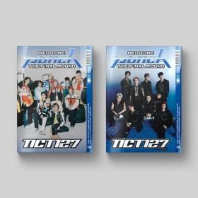 NCT 127 (엔시티 127) - NCT  127 Neo Zone : The Final Round (정규 2집 리패키지) 접지포스터+엽서+서클