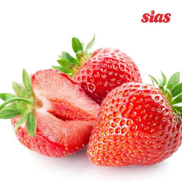 냉동딸기 천연간식 국내산 냉동 딸기1kg 특가 상품이미지