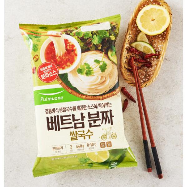 풀무원 베트남분짜쌀국수 440G 상품이미지