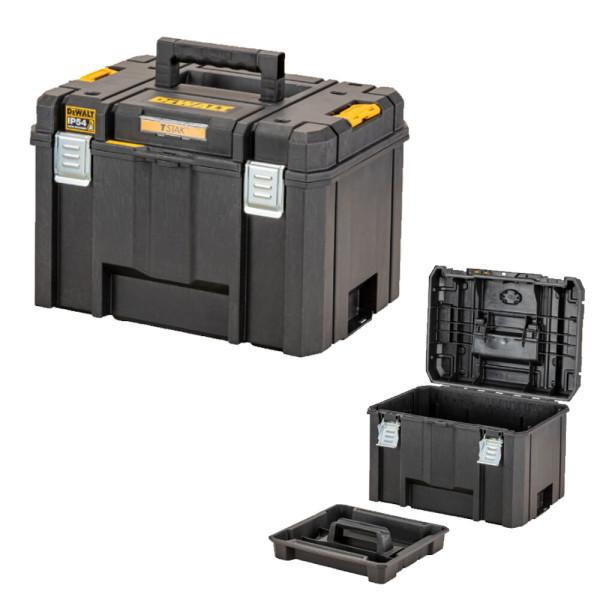 디월트/DWST17806/Tstak 공구함 VI/공구박스/공구가방 상품이미지