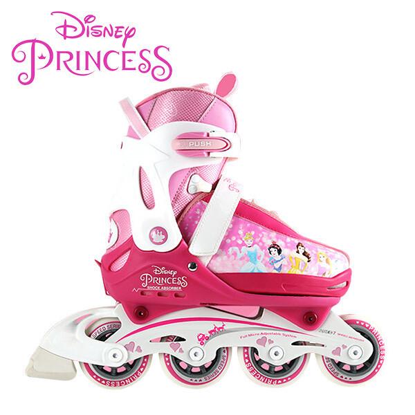 디즈니 프린세스 알루프레임 아동 인라인스케이트 상품이미지