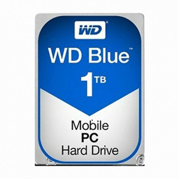 WD MOBILE BLUE 1TB 7mm WD10SPZX 상품이미지
