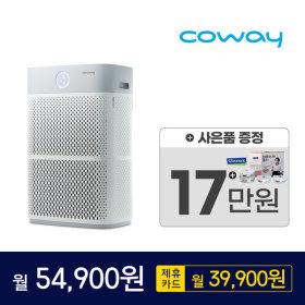 코웨이 공기청정기 렌탈 : AP-3018B 콰트로파워 대용량