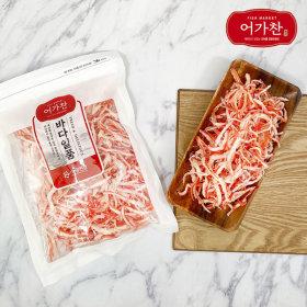 어가찬 바다일품 홍진미채  400g 1봉/국내가공