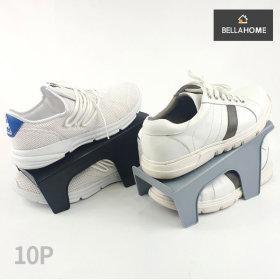 벨라홈  공간활용 슈즈렉 싱글 10P(CN8082)