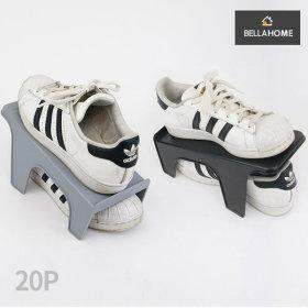 벨라홈  공간활용 슈즈렉 싱글 20P(CN8083)
