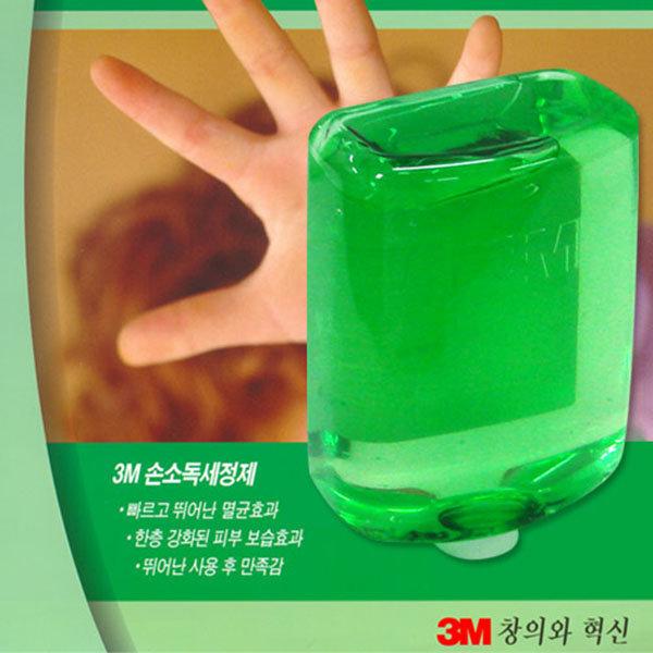 3M 손소독 세니타이져 리필액 1L (후레쉬 알로에) 상품이미지