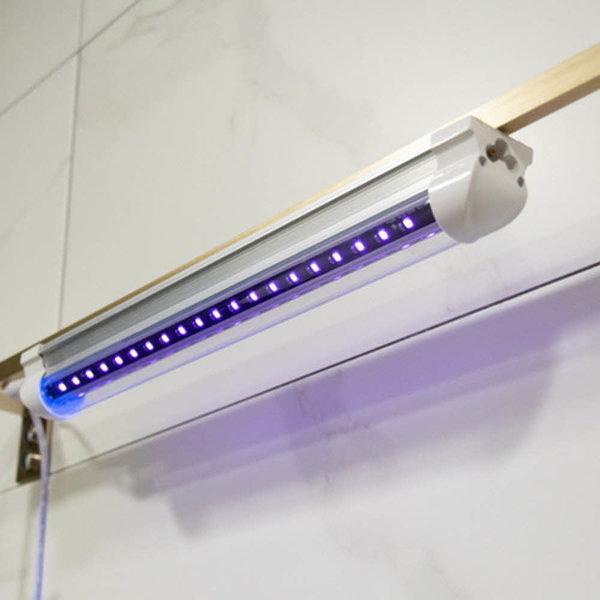 생활백서 UV LED 가정용 실내 자외선살균램프 소독기 상품이미지