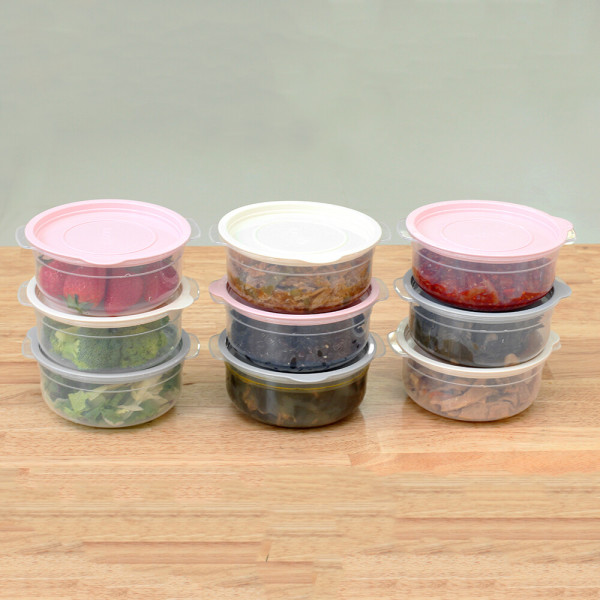 심플쿡 냉동밥 전자렌지 용기 (600ml) 24개 밥 보관 상품이미지