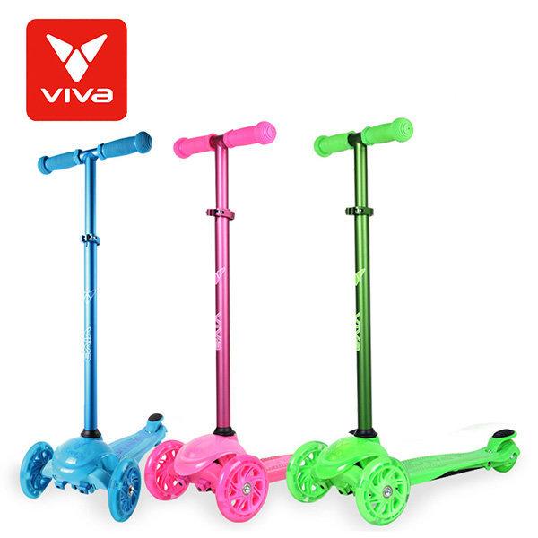 비바스포츠 비바 3휠 아동용 접이식 킥보드 상품이미지