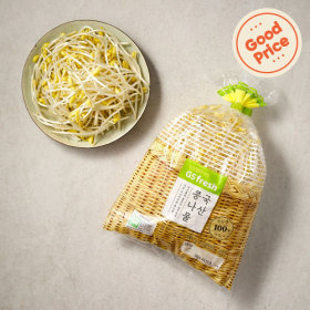 GSfresh 국산 무농약 콩나물 500g