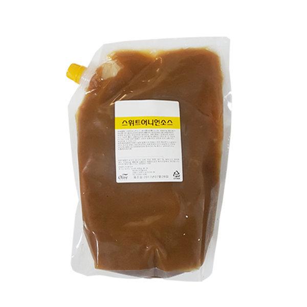 스위트 어니언소스 2kg 대용량 샐러드 샌드위치 소스 상품이미지