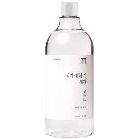 살림백서 식기세척기 세제 1L (액체형)