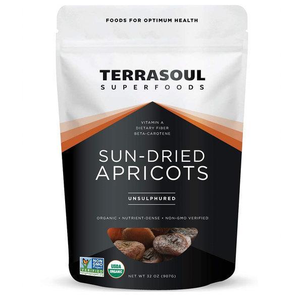 Terrasoul Apricots 테라소울 오가닉 건조 살구 907g 상품이미지