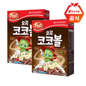 코코볼300gx2개입 /포스트/씨리얼/아침식사