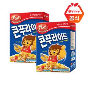콘푸라이트 300gx2개입/포스트/씨리얼/아침식사