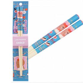 LINE FRIENDS Choco/Cosmetic/Wood/Chopsticks