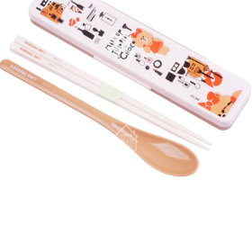 LINE FRIENDS Choco/Cosmetic/Spoon/Combi/Set