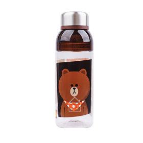 LINE FRIENDS/BRAUN/Cafe/Separable/Bottle/480ml/Water Bottle