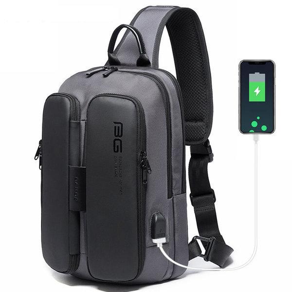 V22 여행용 남자 슬링백 가방 힙색 크로스백 메신저백 상품이미지