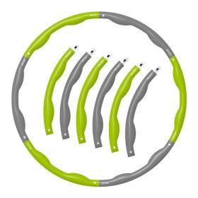 훌라후프 중급용(1.5kg) 뱃살 지압효과 다이어트 후프