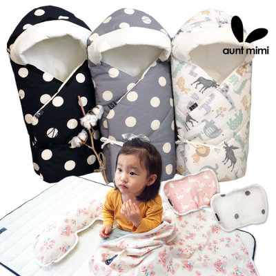 Infant Swaddles/BABY/Childbirth Products/Set/Winter