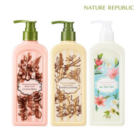 Perfume De N. Body Lotion Pick 1 of 3 Large Moisture
