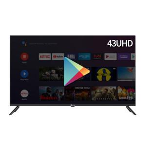 [스마트에버]109cm(43) SA43G UHD TV 구글 공식인증TV 안드로이드OS