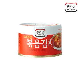 고소한맛 종가집 볶음김치160g(캔)