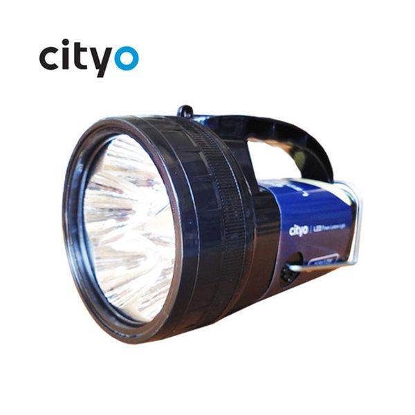 씨티오 LED 파워랜턴 캠핑랜턴 작업등 후레쉬 상품이미지