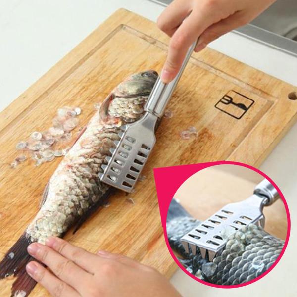 사시미 낚시 회칼 생선 비늘치기 세트 숫돌 바늘빼기 상품이미지