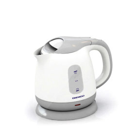 대우 전기주전자 1.0리터 무선 커피포트 DEK-D500