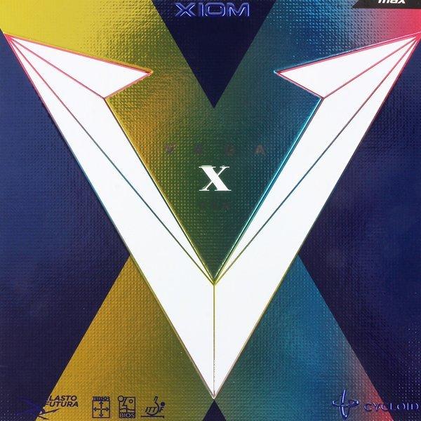 엑시옴 탁구러버 베가 X (베가 텐) /10주년기념모델 상품이미지