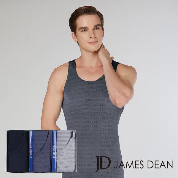 JHMRWZ02 남성 런닝 셔츠 쿨 메쉬 남자 여름 속옷 3매 상품이미지