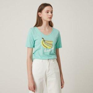 레터링 아트웍패치 티셔츠 PL2CH564