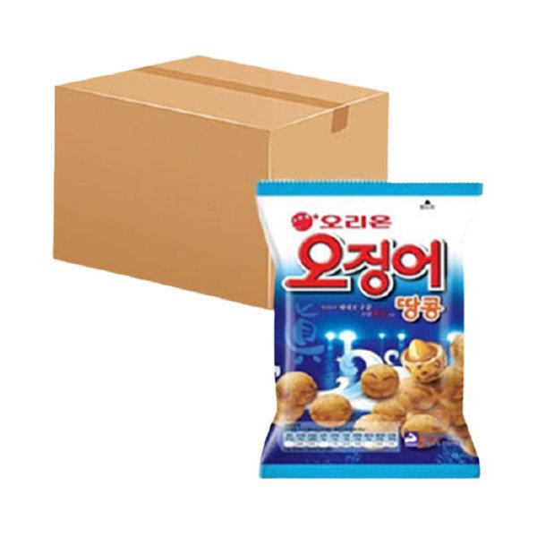 오리온 오징어 땅콩 98gX16입(박스) 상품이미지