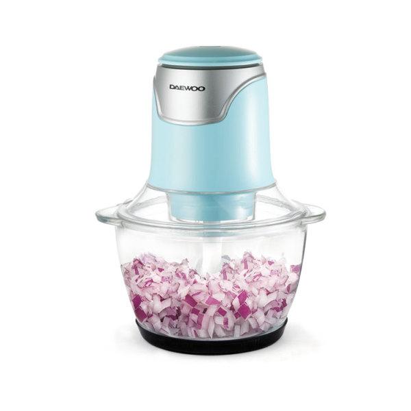 대우 전동 다지기(민트) 마늘 야채 이유식 믹서기 상품이미지