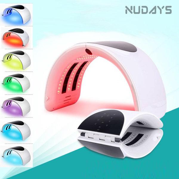 누데이스 폴딩 6컬러 PDT LED마스크 전신관리 LED돔 KC 상품이미지