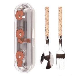Simple/Spoon N Fork Set