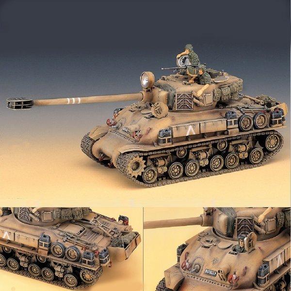 1/35 이스라엘 M-51 슈퍼셔먼 프라모델 밀리터리 조립 상품이미지
