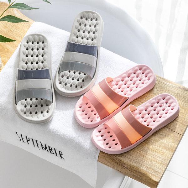 삼선 미끄럼방지 욕실화 화장실 슬리퍼 실내화 신발 상품이미지