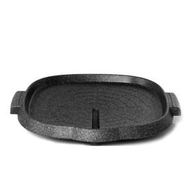 SM 키친아트 갤럭시 구이팬 / 고기불판 그릴판