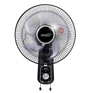 [윈드피아]블랙S 가정용 업소용 선풍기 벽걸이선풍기 WF-1616R