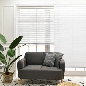 [아라크네]알루미늄 블라인드 롤스크린 커튼 거실 창문 방염