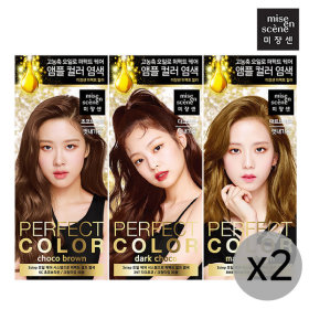 Perfect Color Hair Dye 2pcs