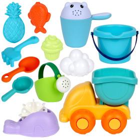 물놀이 장난감 자동차 디럭스 모래놀이 장난감 목욕