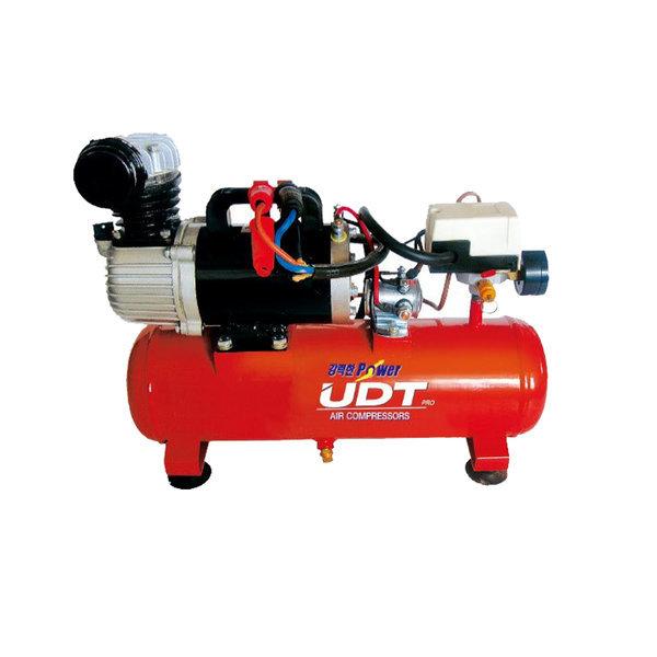 UDT DC컴프레서 UDT-DC0108-24V(오일타입) 차량용 상품이미지