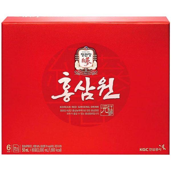 6년근 홍삼음료 정관장 홍삼엑기스 50ml60포 상품이미지