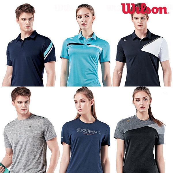 테니스 반팔티셔츠 기능성 스포츠의류 모음 상품이미지