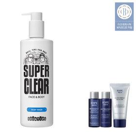 Super/Body Wash/480ml